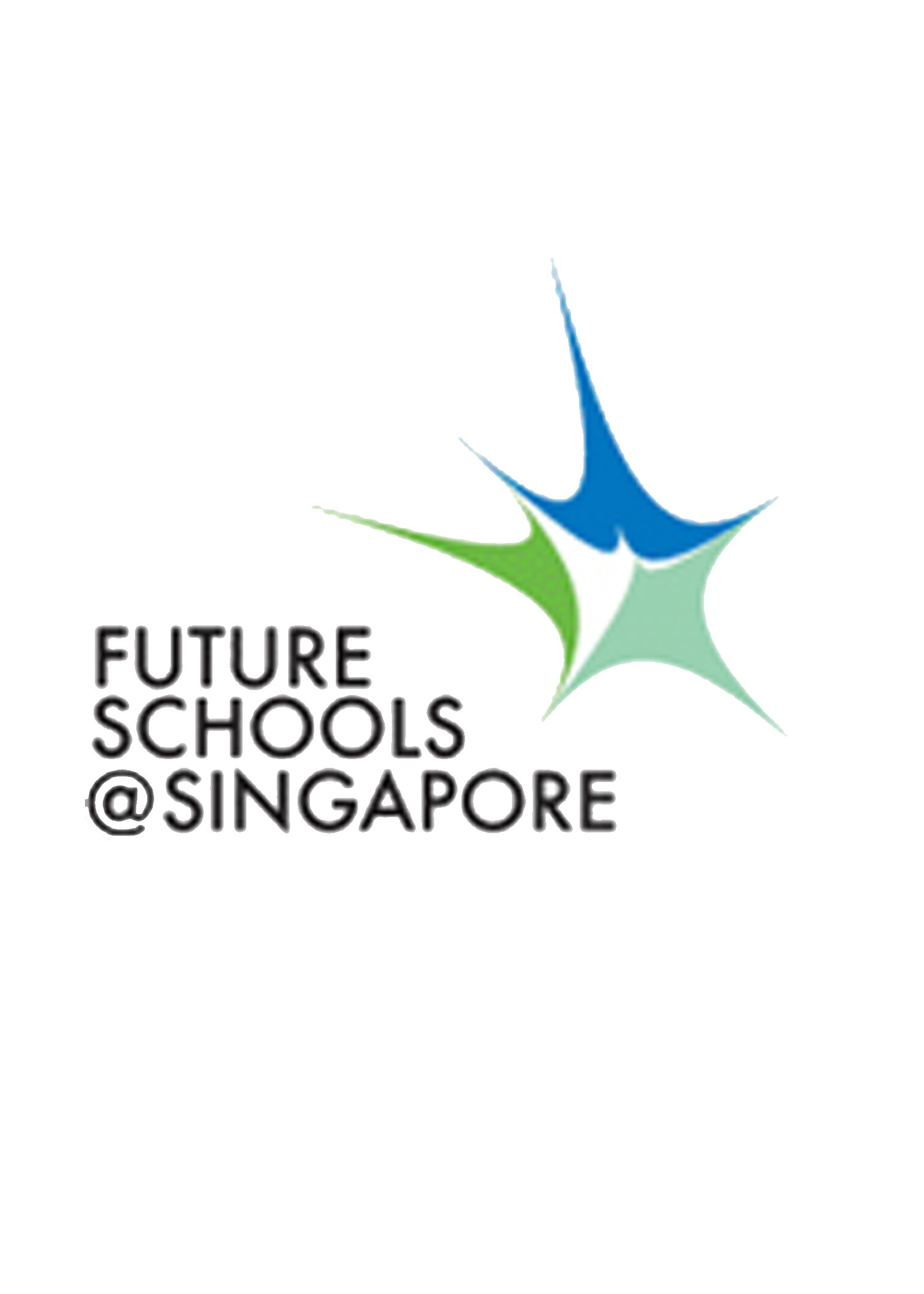 Official logo of the Future Schools @Singapore programme.