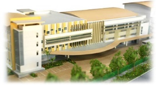 3D picture of Beacon Primary School.